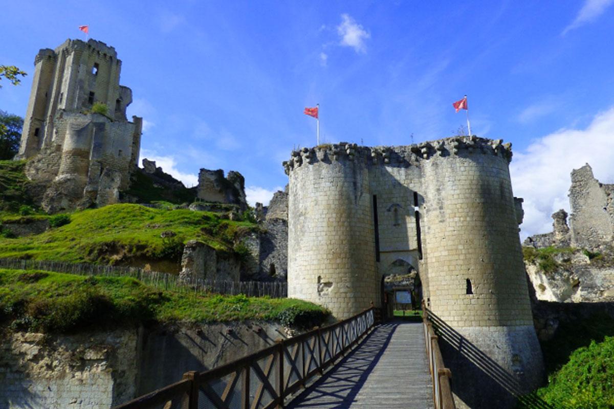 château Lavardin
