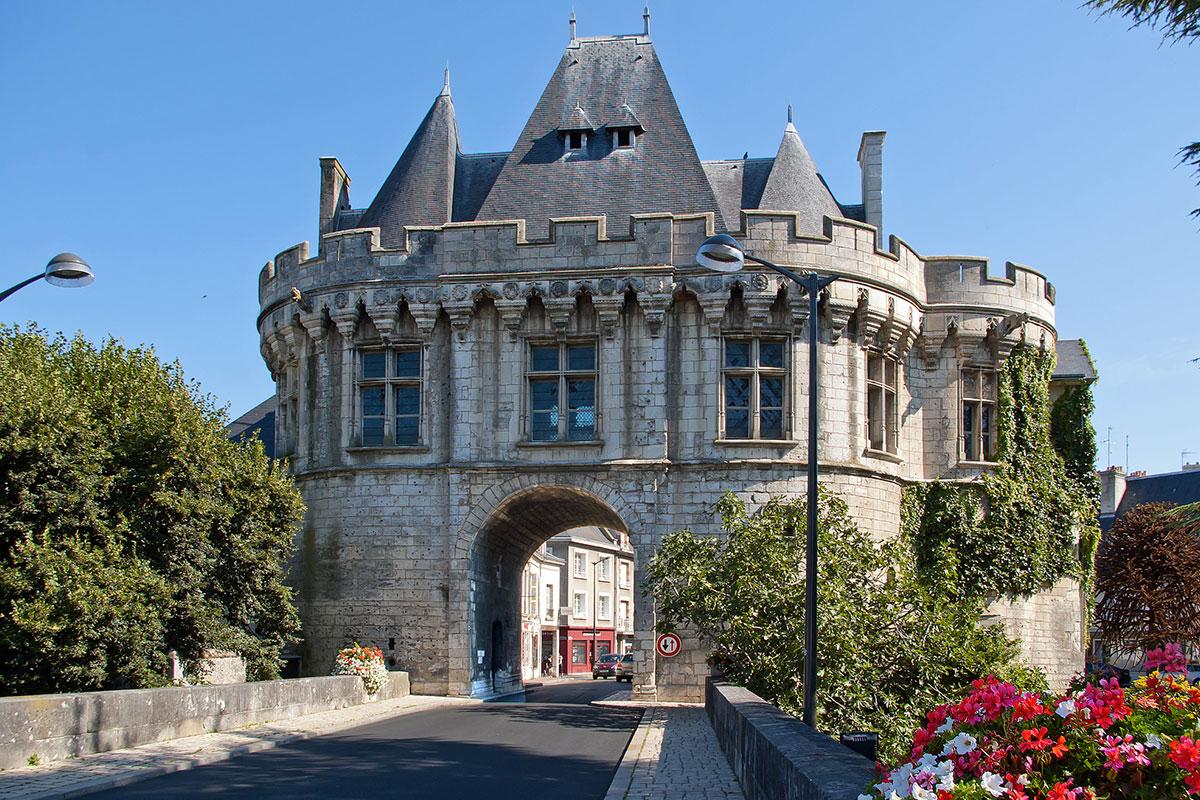 Porte St George à Vendôme
