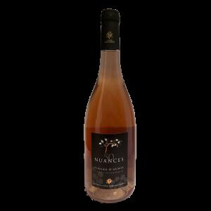 Vin gris 50 nuances pineau d'aunis - cave du vendomois