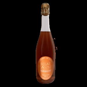 Pétillant de raisin Eclat d'Aunis Sans alcool
